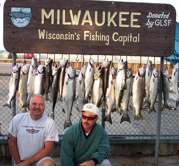 Dcp 0674 martime charters inc for Milwaukee charter fishing